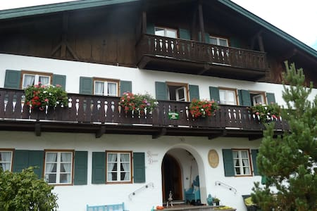 Haus Karner  rooms and appartment - Mittenwald