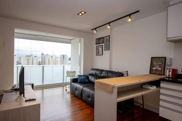 ADD 1604 Studio entre Morumbi shopping e Consulado dos EUA
