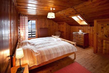 Chambre d'hôtes à Salvan/Trient - Salvan - Bed & Breakfast