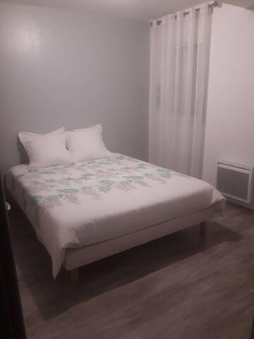 Chambre à Juvignac, calme, près de Montpellier