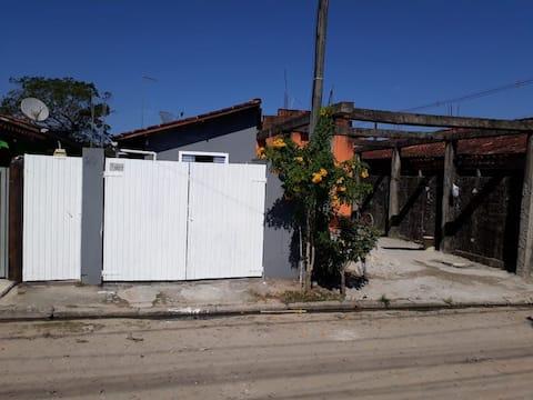 Casa de praia em  Boracéia