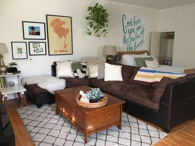 Cozy California Guest House - 唐尼(Downey)