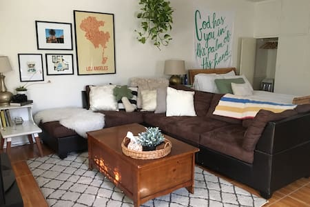 Cozy California Guest House - Downey - Huis