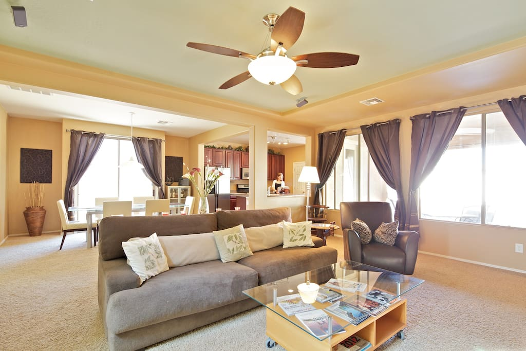 Large New Home, Theater, Game Room - Houses for Rent in ...