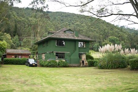 Oicatá special Farm - Bogota