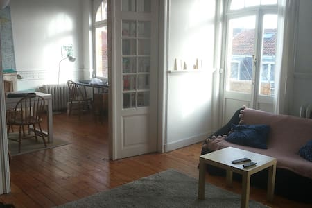 Appartement lumineux - Saint-Josse-ten-Noode