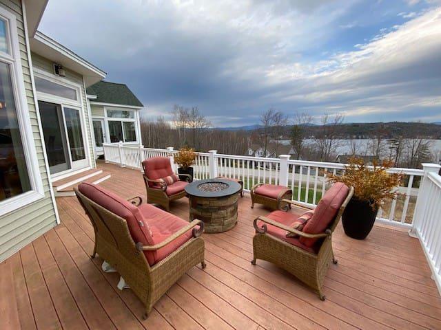 Meredith Bay Lake/Mountain home