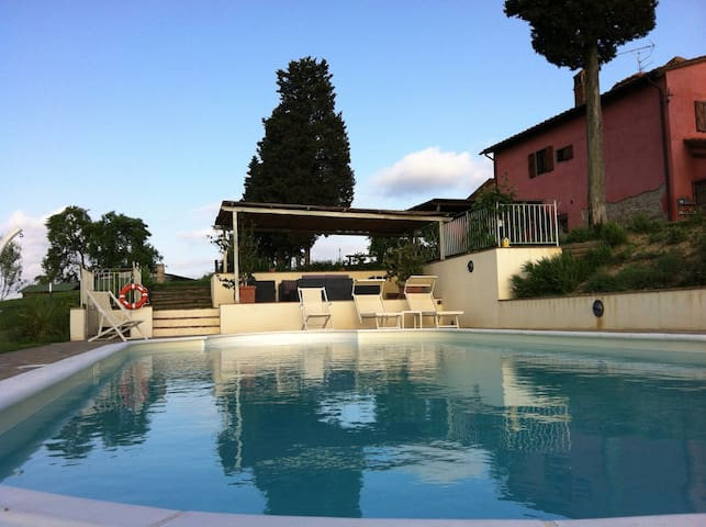 Charme House in Chianti 2