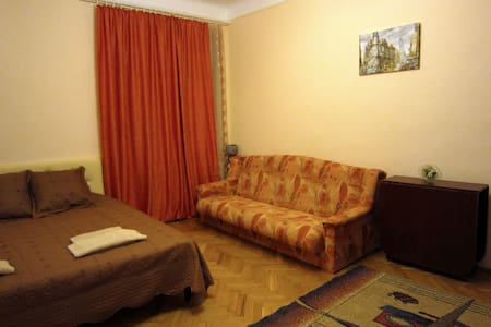 1-комнатная квартира в самом центре - Chernivtsi