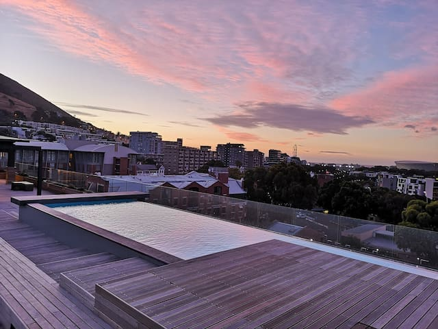 Dazzling Diamond in De Waterkant, Cape Town