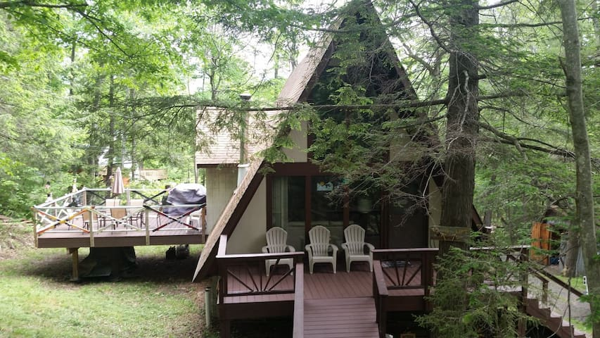 Hunter Mountain Ski House - Room for rent sleeps 2
