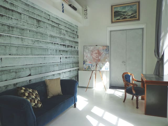 Palazzo Giustiniani Design loft