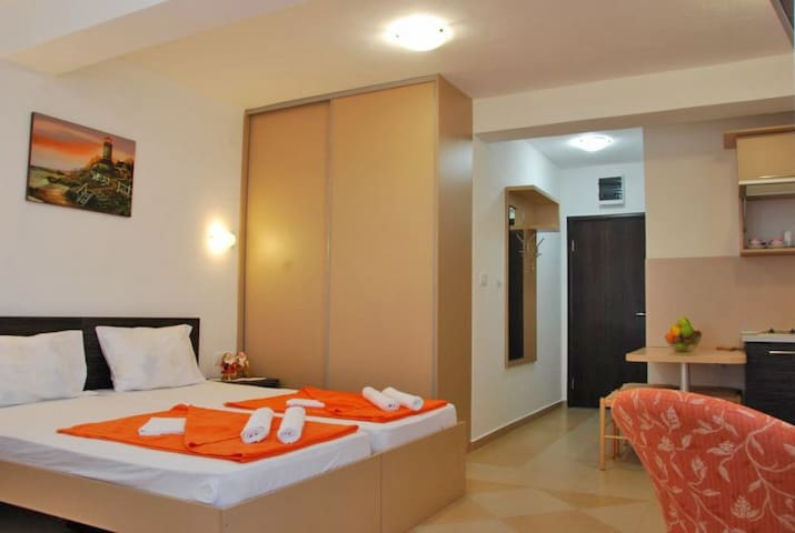 Triple bed apartment-with sea view