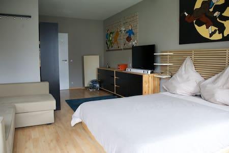 Guest room in Berlin City Centre