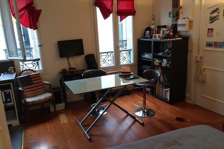 Studio near by the Eiffel Tour - Appartamento