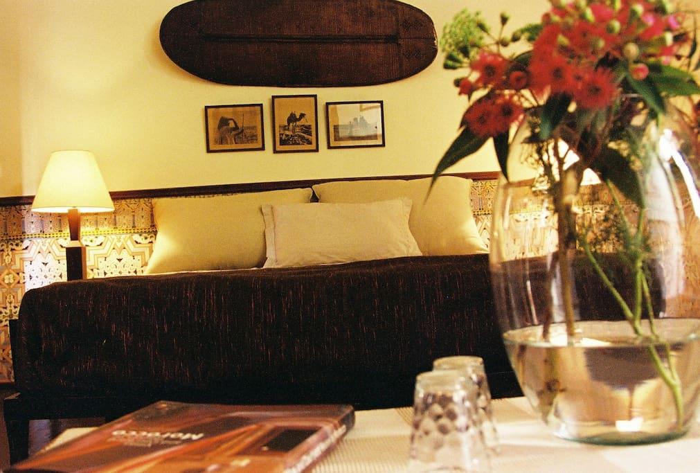 diningroom on the ground floor