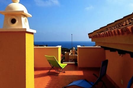 Villa with sea view in Spain  - Cartagena