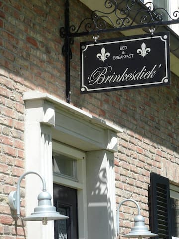 Brinkesdiek - Bergentheim - Bed & Breakfast