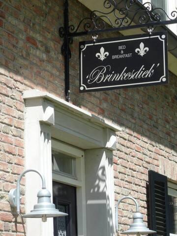 Brinkesdiek - Bergentheim