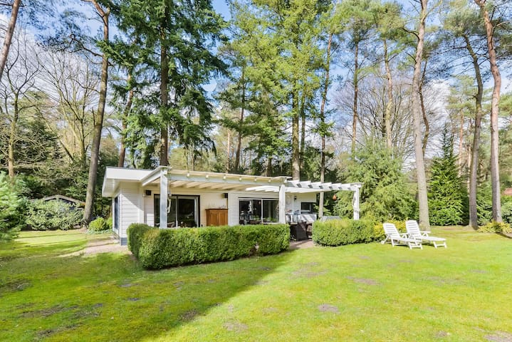 Luxury Nature Bungalow Maarn (6p) - Maarn