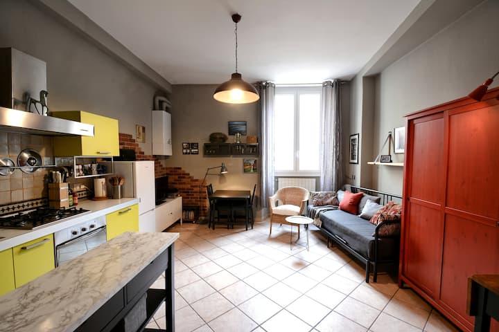 Casa Caterina, great location, free wifi