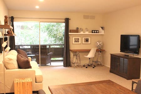 Comfortable Centered  Apartment - San Diego - Daire