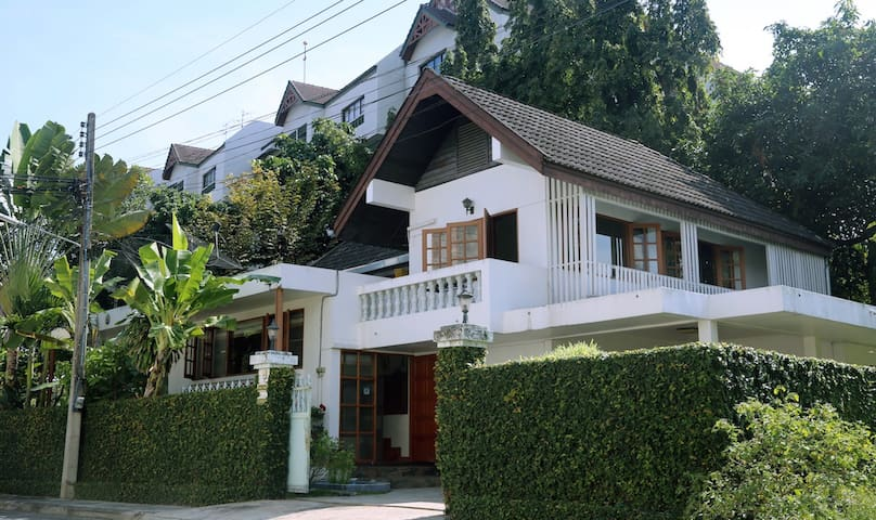 Exclusive quiet home with garden - Mueang Chiang Mai District - Casa