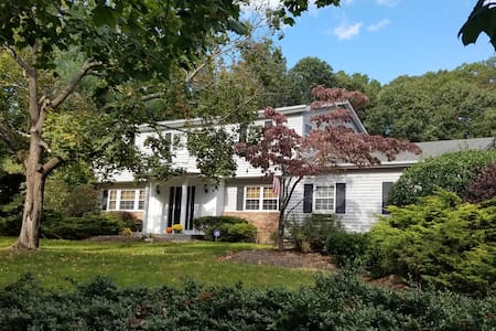 Large Family Home in Dix Hills - Dix Hills - Hus