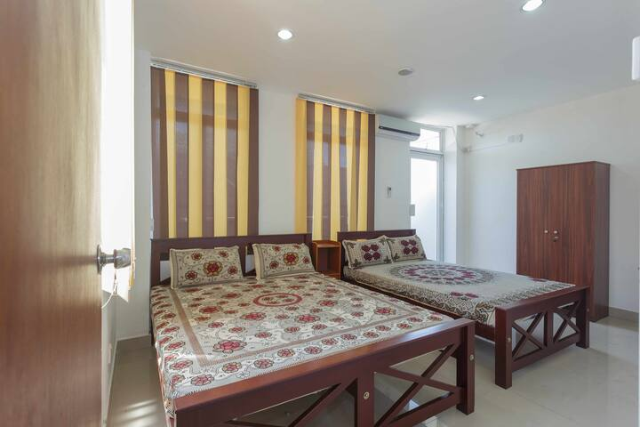 Luxury Residence Family Apartments