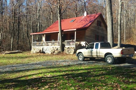 Rustic Cabin, 20 minutes from State College - Philipsburg