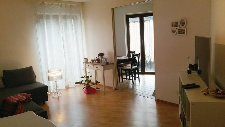 Appartamento 2,5 locali in città vecchia