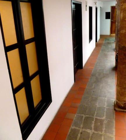 Centro Historico de Quito - CASA SISA