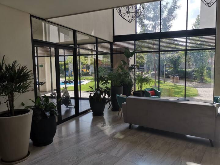 Excellent apartment in Life Patria!