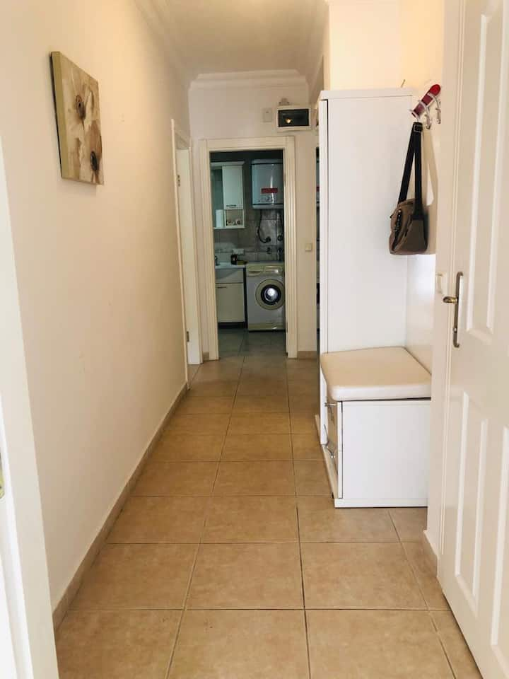 One bedroom  Apartment in Alanya  centre