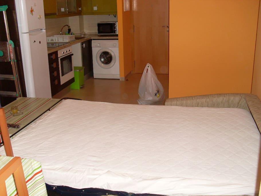 Piso de 1 dormitorio con parking y piscina appartements for Piscina benicarlo