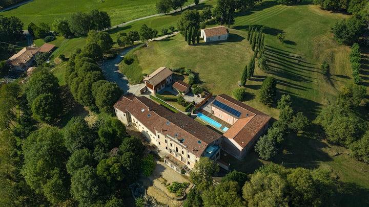 Villa Di Bodo - Appartamento Monocamera Twins