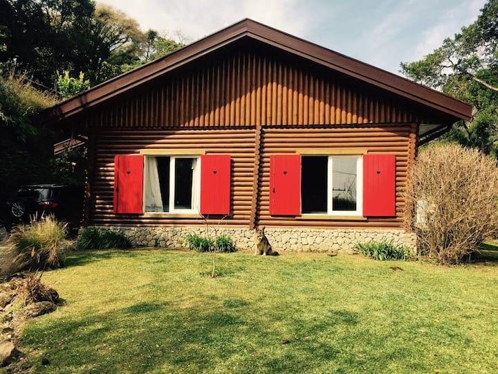Casa aconchegante em Monte Verde