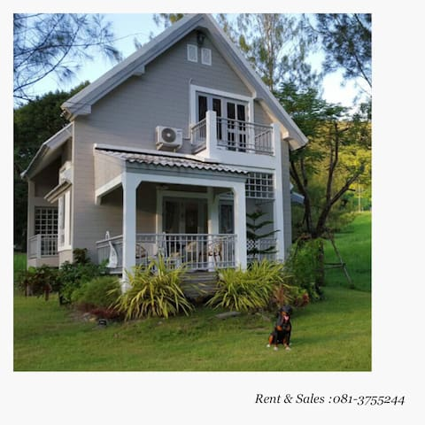 Little home in the mountain Rayong - Muang Rayong - Дом