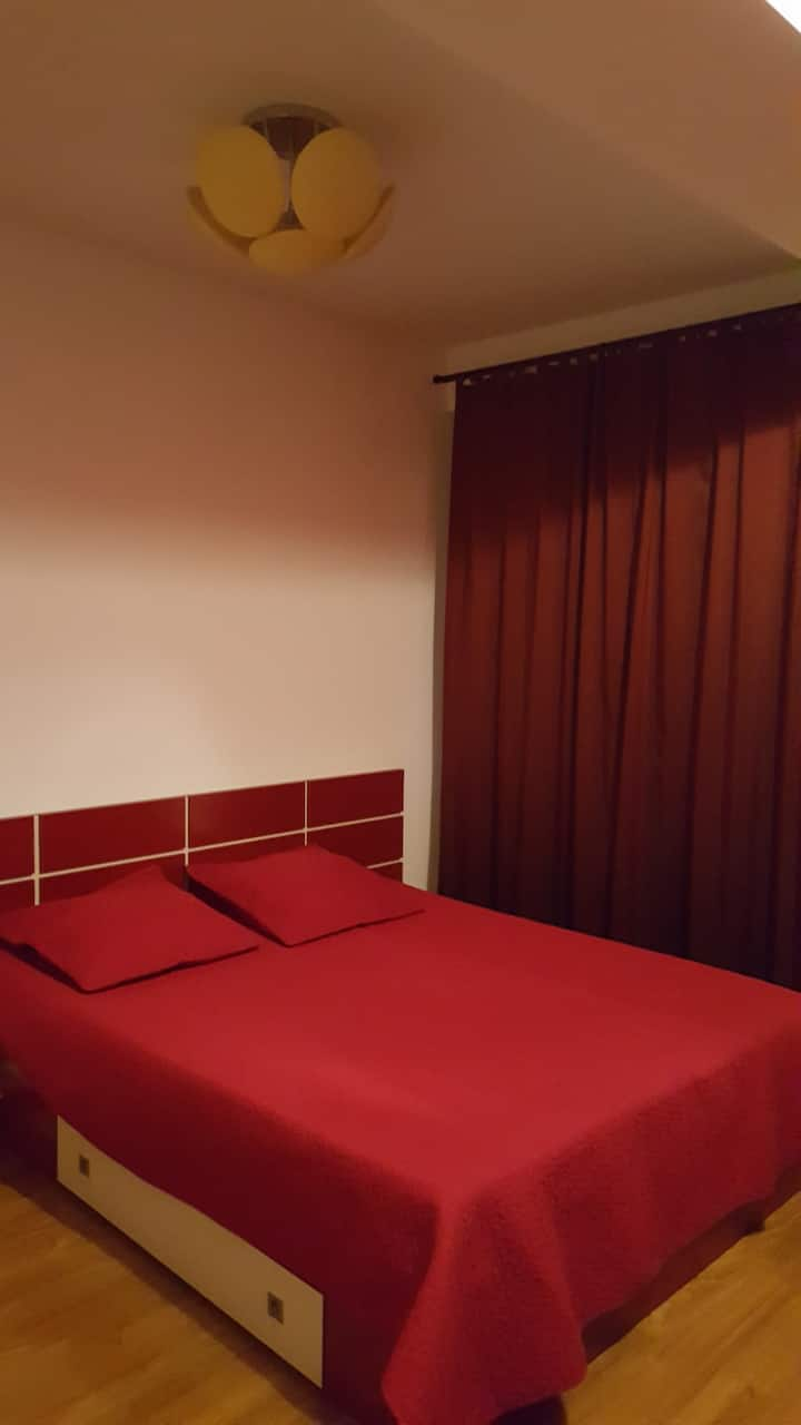 My place is ideal for your staying in Romania.