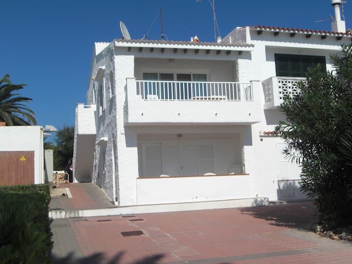 Villa Gavines up with Wi-Fi, Terrace & sea view
