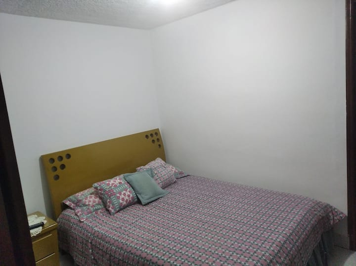 Agradable habitación muy cómoda y confortable