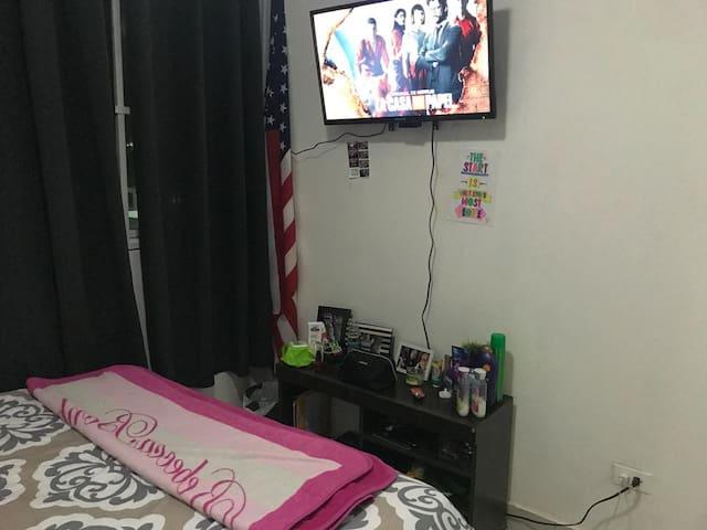 Panamanian Room!