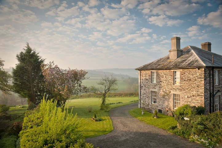 Beera Farmhouse bed and breakfast - Tavistock - Bed & Breakfast