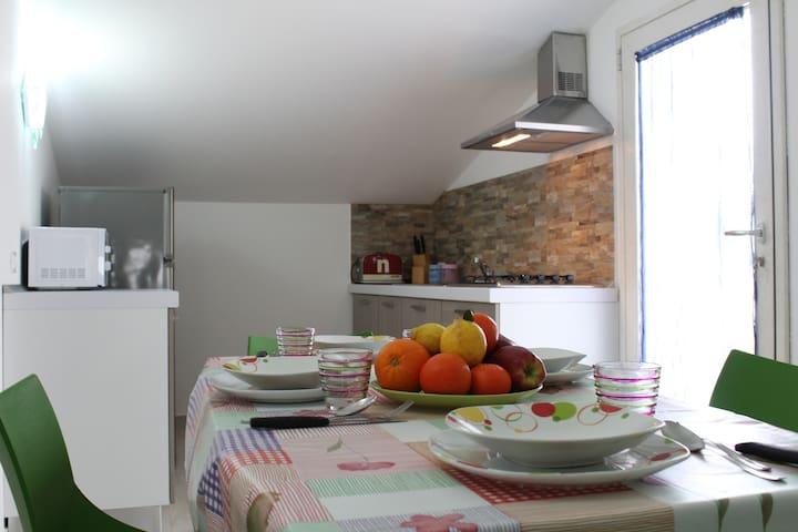 Borgo Aranci - Appartamento in Villa Salice - 17C