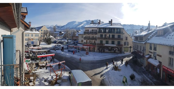 Villard Centre - Place du Village - 4 personnes
