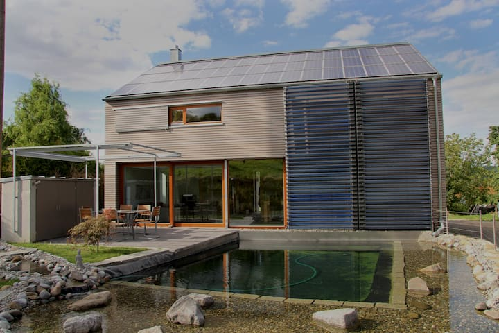Sonnenhaus Hechingen - Boll, 110 m² - Hechingen - Talo