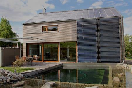 Sonnenhaus Hechingen - Boll, 110 m² - Hechingen - Casa