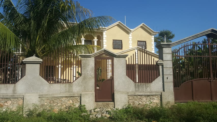 Cap Haitian/Morne Rouge Home with a View