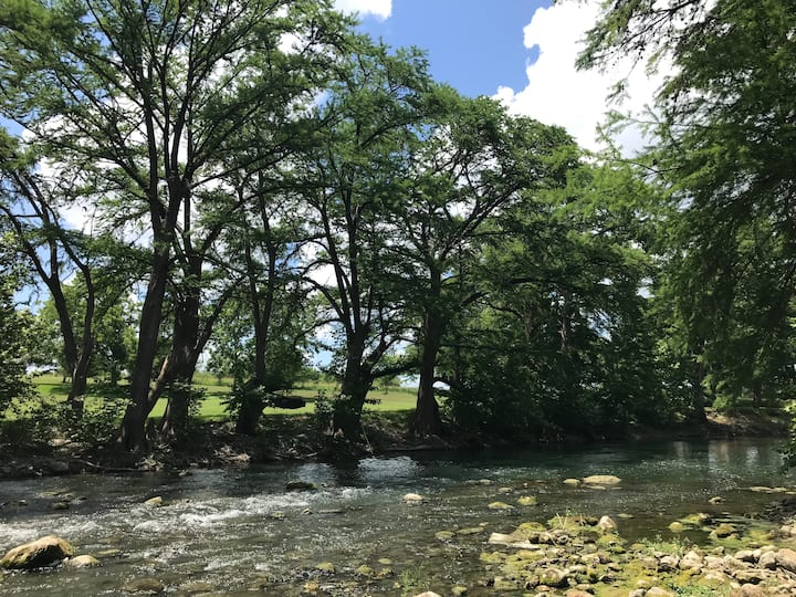 Shady River Oasis   Pet-Friendly   WiFi   King Bed