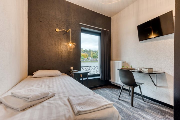 Hôtel Mosa : Chambre Single